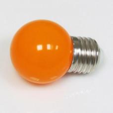 Лампа для белт лайта , 1w, оранжевая, пр.