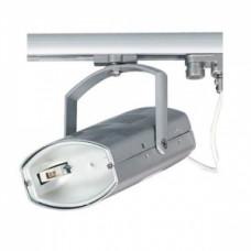 Металлогалогенный трековый светильник, 4TRA 2000-13 150W, серый, Svetlon