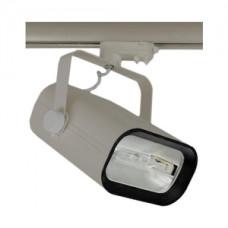 Металлогалогенный трековый светильник, 6009 70W, серый, Svetlon