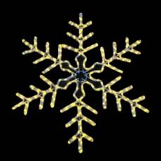 Мотив снежинка dsf-017 желтая, динамика