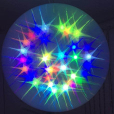 Светодиодный шар Lucky star, 450 mm.