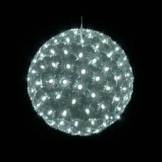 Светодиодный шар мерцающий, 120 mm.