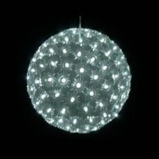 Светодиодный шар мерцающий, 200 mm.