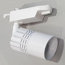 Светодиодный трековый светильник, TR1112 LED 12W, 2700K, белый, Svetlon