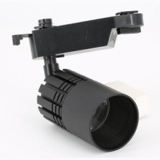 Светодиодный трековый светильник, TR1112 LED 12W, 2700K, черный, Svetlon