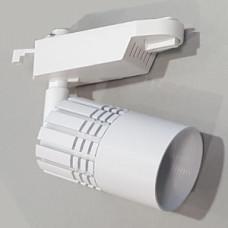 Светодиодный трековый светильник, TR1112 LED 12W, 4200K, белый, Svetlon