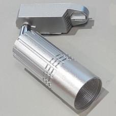 Светодиодный трековый светильник, TR1120 LED 20W, 2700K, серебристый, Svetlon