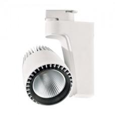 Светодиодный трековый светильник, TR2094 LED 30W, 2700K, белый, Svetlon