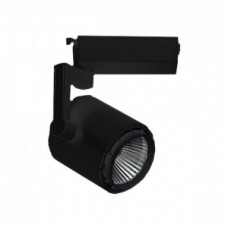 Светодиодный трековый светильник, TR2121 LED 40W, 4200K, черный, Svetlon