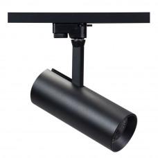 Светодиодный трековый светильник, TR2440 LED 40W, 2700K, черный, Svetlon