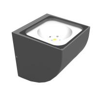 WC3441 12W LED светильник наcтенный Svetlon