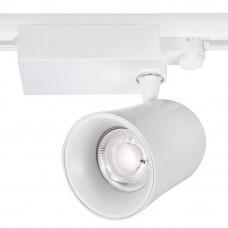 TR1540 LED 40W 2700K белый - светодиодный трековый светильник Svetlon