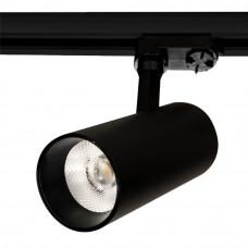 TR3230 LED 30W 2700K черный - cветодиодный трековый светильник Svetlon