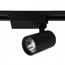 TR4210 LED 10W 2700K черный - cветодиодный трековый светильник Svetlon