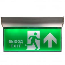 Двухсторонний световой указатель - аварийный светильник MBD-089BG Е-45 выход
