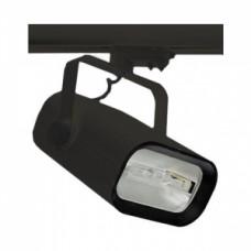 Металлогалогенный трековый светильник, 6009 70W, черный, Svetlon