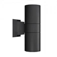 Светильник  настенный , 7092, тубус, матово-черный, Svetlon.