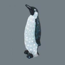 Светодиодная акриловая 3D фигура пингвин, 120 Led