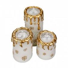 Светодиодные свечи 43-995СY3, Svetlon