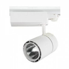 Светодиодный трековый светильник, TR1220 LED 20W, 2700K, белый, Svetlon