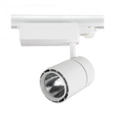 Светодиодный трековый светильник, TR1240 LED 40W, 2700K, белый, Svetlon