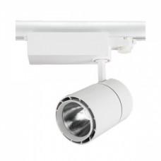 Светодиодный трековый светильник, TR1240 LED 40W, 4200K, белый, Svetlon