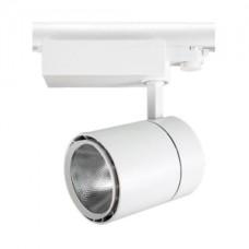 Светодиодный трековый светильник, TR1440 LED 40W, 4200K, белый, Svetlon