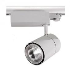 Светодиодный трековый светильник, TR1440 LED 40W, 4200K, серый, Svetlon