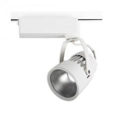 Светодиодный трековый светильник, TR1530 LED 30W, 2700K, белый, Svetlon