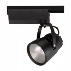 Светодиодный трековый светильник, TR1530 LED 30W, 4200K, черный, Svetlon