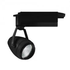 Светодиодный трековый светильник, TR2109 LED 12W, 4200K, черный, Svetlon