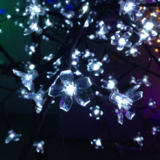 Светодиодное дерево Сакура, белый цвет.