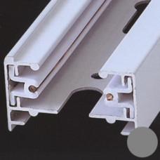 Трек 2TRA 1-фазный (2-х жильный), серый, 2м, Svetlon