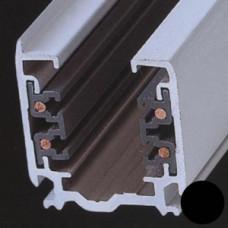 Трек 4TRA 3-фазный (4-х жильный), черный, 2м, квадратный, Svetlon