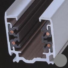 Трек 4TRA 3-фазный (4-х жильный), серый, 2м, квадратный, Svetlon
