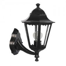 Уличный светильник Петербург, 8001LA, матово-черный, Svetlon.