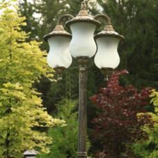 Уличный светильник Верона, G1606-3, Svetlon.
